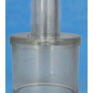 Conector durable Recto de 22mm D INT / 10 mm D EXT